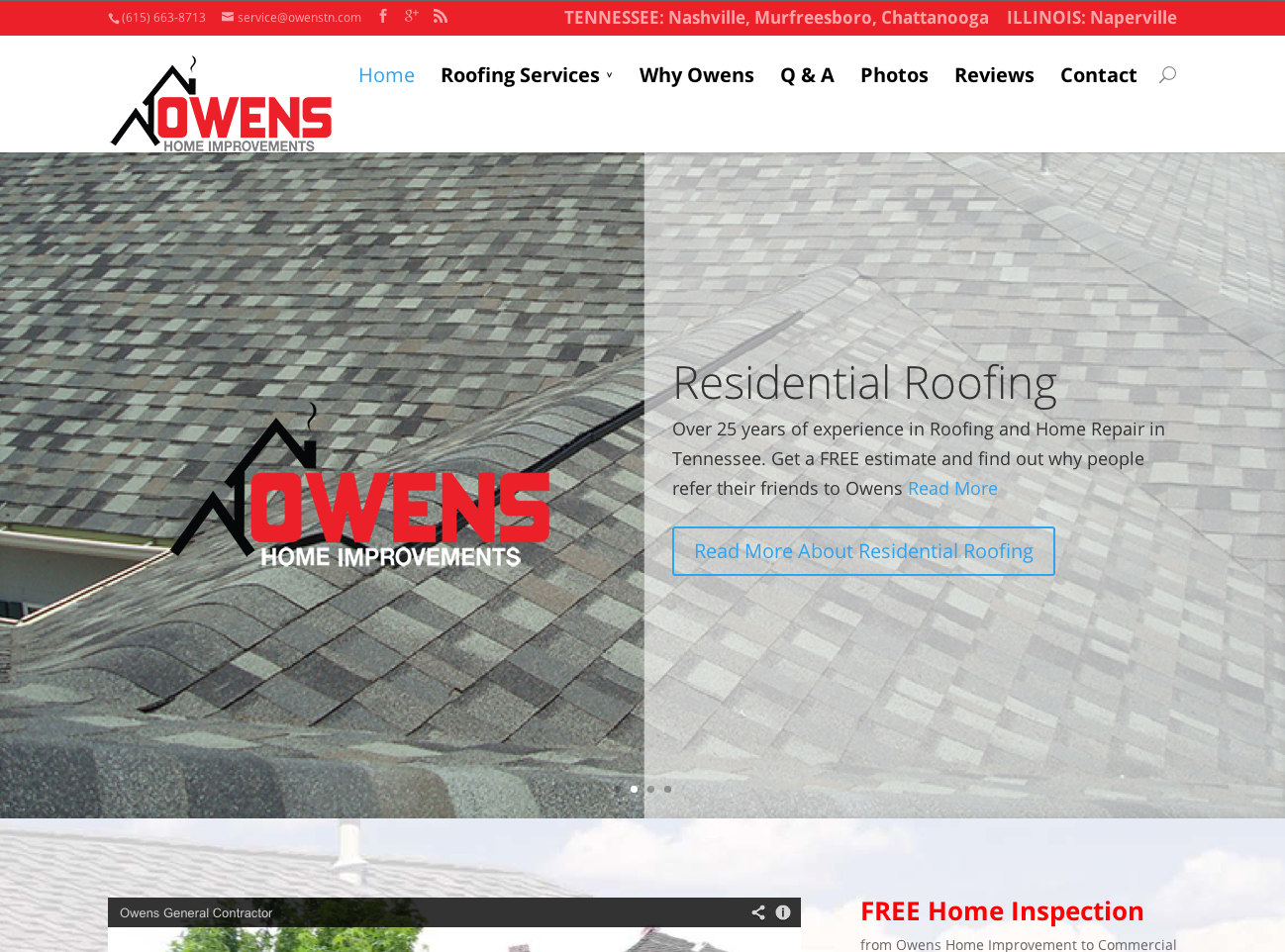 Owens Home Improvements