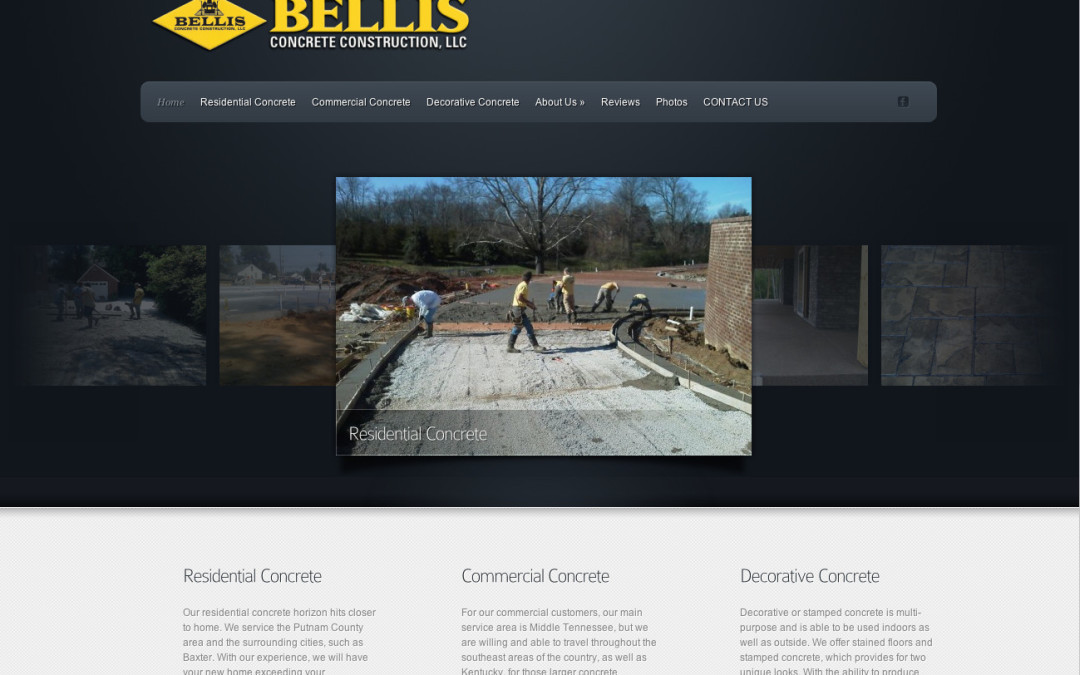 Bellis Concrete Cookeville, TN