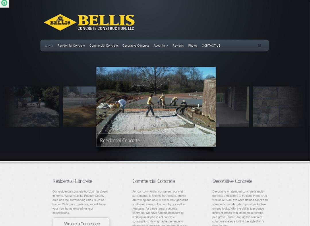 Bellis Concrete Cookeville, TN