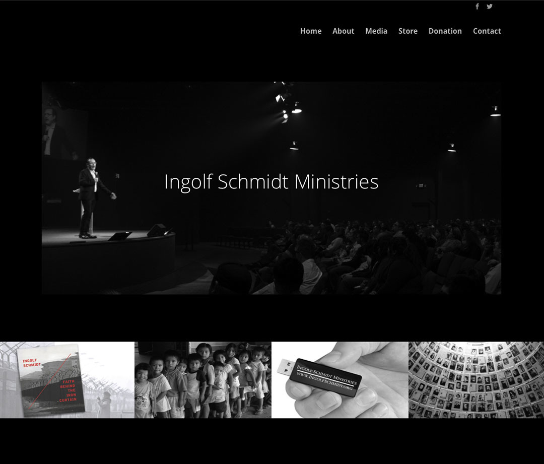 Ingolf Schmidt Ministries